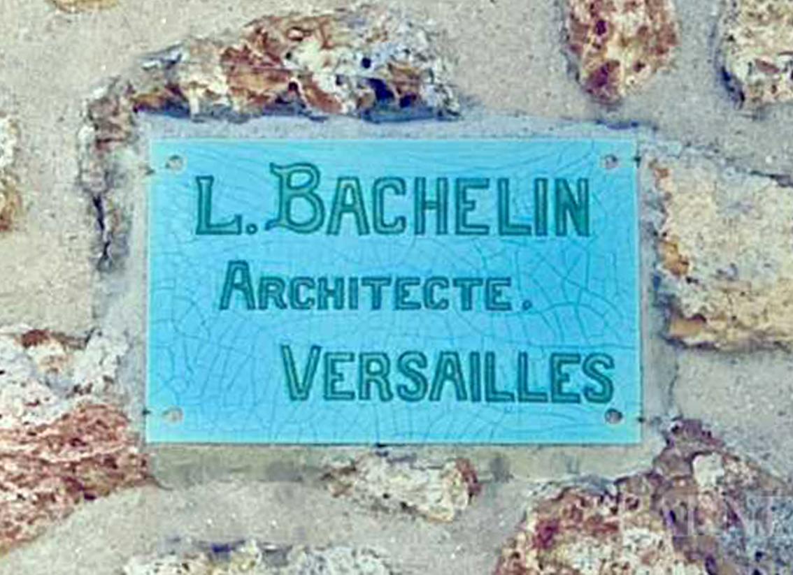 La maison Versaillaise selon Bachelin